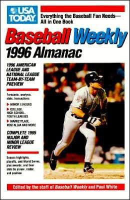 USA Today Baseball Weekly 1996 Almanac