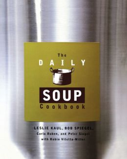 Daily Soup Cookbook