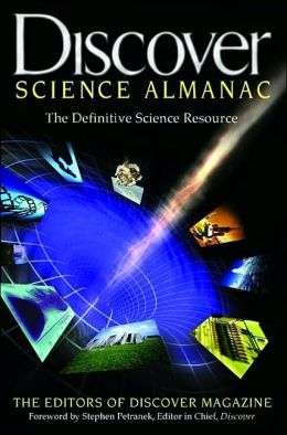 Discover Science Almanac: The Definitive Science Resource