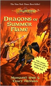 Dragonlance - Dragons of Summer Flame (Chronicles #4)