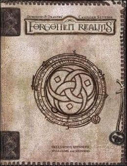 Forgotten Realms: Campaign Setting (Dungeons and Dragons d20 3.0 Fantasy Roleplaying)