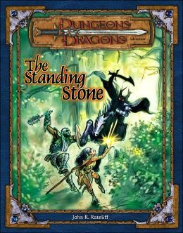 The Standing Stone: Dungeons and Dragons Adventure for 7th-Level Characters