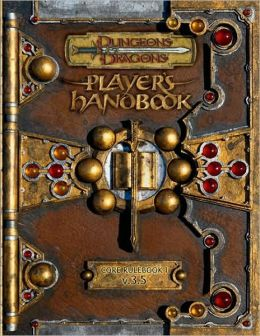 D&D Player's Handbook 3.5 Edition (Dungeons & Dragons)