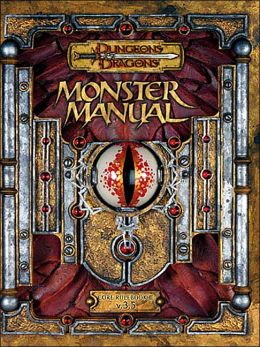 D&D Monster Manual 3.5 Edition (Dungeons & Dragons)