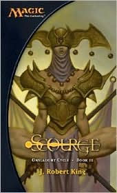 Scourge (Magic: The Gathering, Onslaught Cycle Series, Book III)