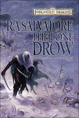 Forgotten Realms: The Lone Drow (Hunter's Blades #2)