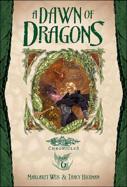 Dragonlance - A Dawn of Dragons: Dragons of Spring Dawning (Young Readers Chronicles #6)