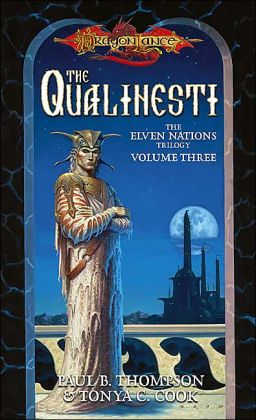 Dragonlance - The Qualinesti (Elven Nations #3)
