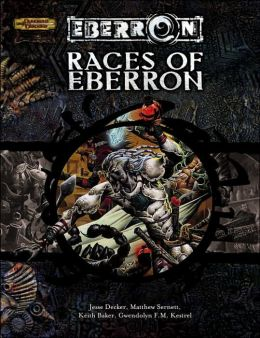 Races of Eberron (Dungeons & Dragons Series)