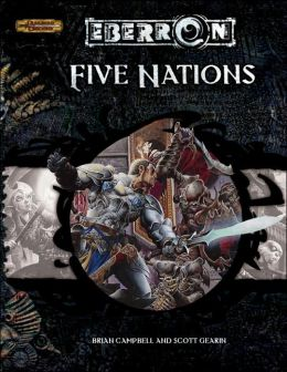 Five Nations: Eberron Campaign Supplement