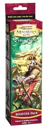Dungeons & Dragons War Drums Booster Pack