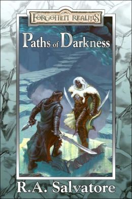 Forgotten Realms: Paths of Darkness Collection: The Silent Blade/The Spine of the World/Servant of the Shard/Sea of Swords