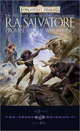Forgotten Realms: Promise of the Witch-King (Sellswords #2)