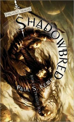 Forgotten Realms: Shadowbred (Twilight War Series #1)