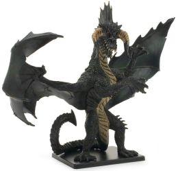 Dungeons and Dragons Icons: Gargantuan Black Dragon