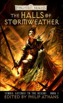 Forgotten Realms: The Halls of Stormweather (Sembia #1)