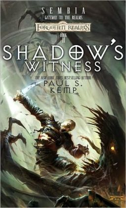 Forgotten Realms: Shadow's Witness (Sembia Series #2)