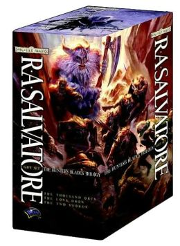 Forgotten Realms: Hunter's Blades Trilogy Gift Set: The Thousand Orcs/The Lone Drow/The Two Swords