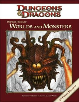 Wizard's Presents: World and Monsters