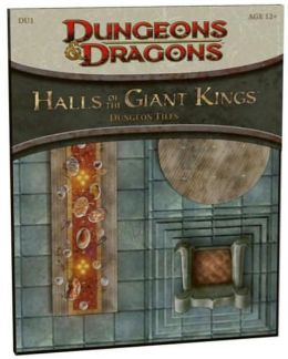 Halls of the Giant Kings: Dungeon Tiles