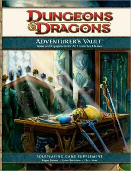 Adventurer's Vault: Arms and Equipment for All Character Classes (D&D Supplement Series)