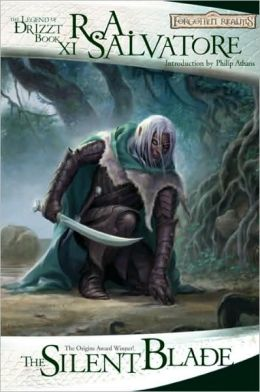 Forgotten Realms: The Silent Blade: (Legend of Drizzt #11)
