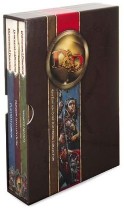 Dungeons & Dragons: 4th Edition Core Rulebook Gift Set