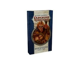 Player's Handbook 2 - Barbarian Power Cards: A 4th Edition D&D Accessory Wizards RPG Team
