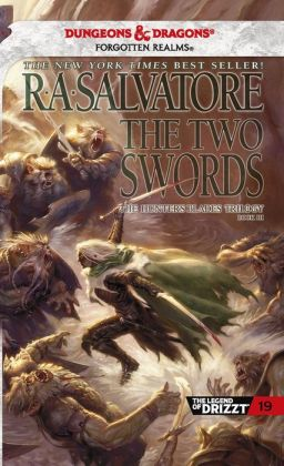 Forgotten Realms: The Two Swords (Hunter's Blades #3)