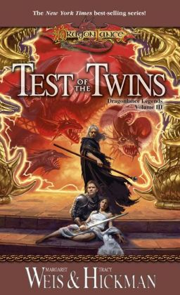 Dragonlance - Test of the Twins (Legends #3)