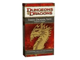 Three-Dragon Ante: Emperor's Gambit: A D&D Game