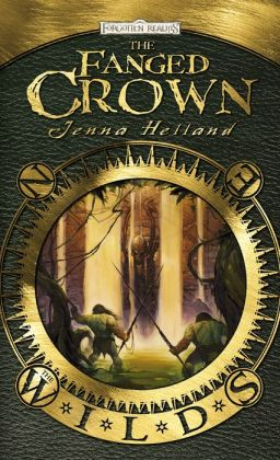 Forgotten Realms: The Fanged Crown (The Wilds Series)
