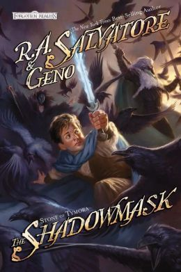 The Shadowmask (Stone of Tymora Series #2)