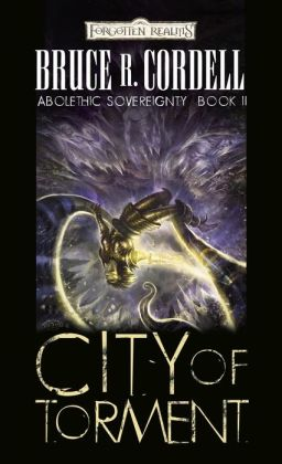City of Torment: Abolethic Sovereignty, Book II