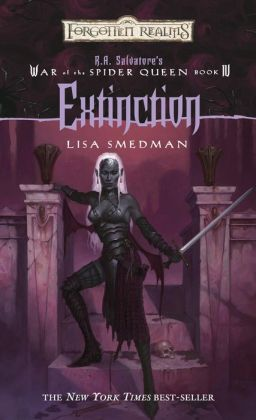 Extinction: R.A. Salvatore Presents The War of the Spider Queen, Book IV