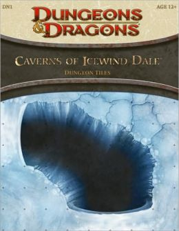 Caverns of Icewind Dale - Dungeon Tiles