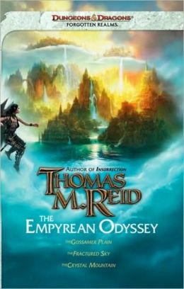 The Empyrean Odyssey: A Forgotten Realms Omnibus