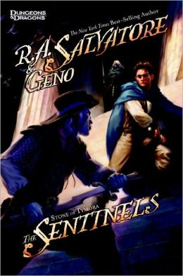 The Sentinels (Stone of Tymora Series #3)