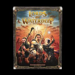 Lords of Waterdeep: A Dungeons and Dragons Board Game