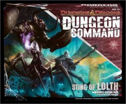 Dungeon Command: Drow: A Dungeons and Dragons Expansion Pack