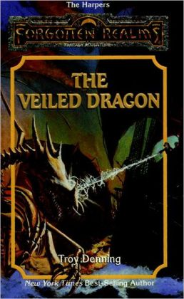 Forgotten Realms: The Veiled Dragon (Harpers #12)