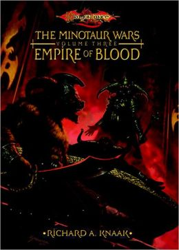 Empire of Blood: The Minotaur Wars, Book 3
