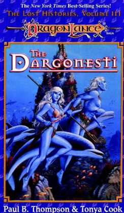 Dargonesti: Dragonlance Lost Histories, Vol. 3