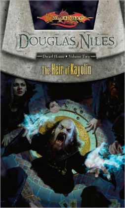 The Heir of Kayolin: Dwarf Home, Book 2