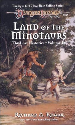 Land of the Minotaurs: The Lost Histories, Book 4