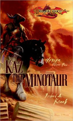 Kaz the Minotaur: Heroes, Book 4