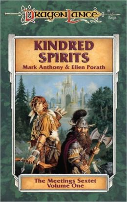 Kindred Spirits: The Meetings Sextet, Book 1