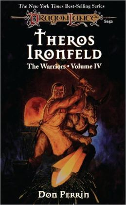 Theros Ironfeld: The Warriors, Book 4
