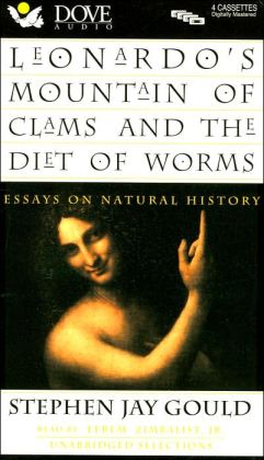 Leonardo's Mountain of Clams and the Diet of Worms: Essays on Natural History (4 Cassettes)