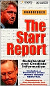The Starr Report: Substantial and Credible Information (4 Cassettes)